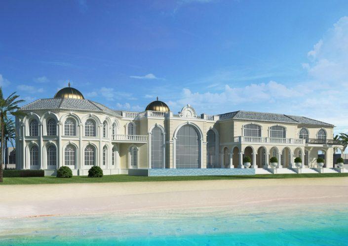 Jumeirah Villa Back Haseenkhancom